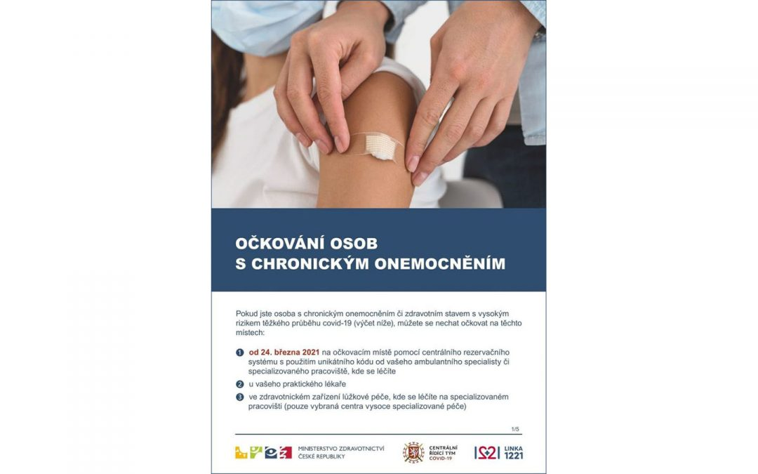 Očkování osob s chronickým onemocněním
