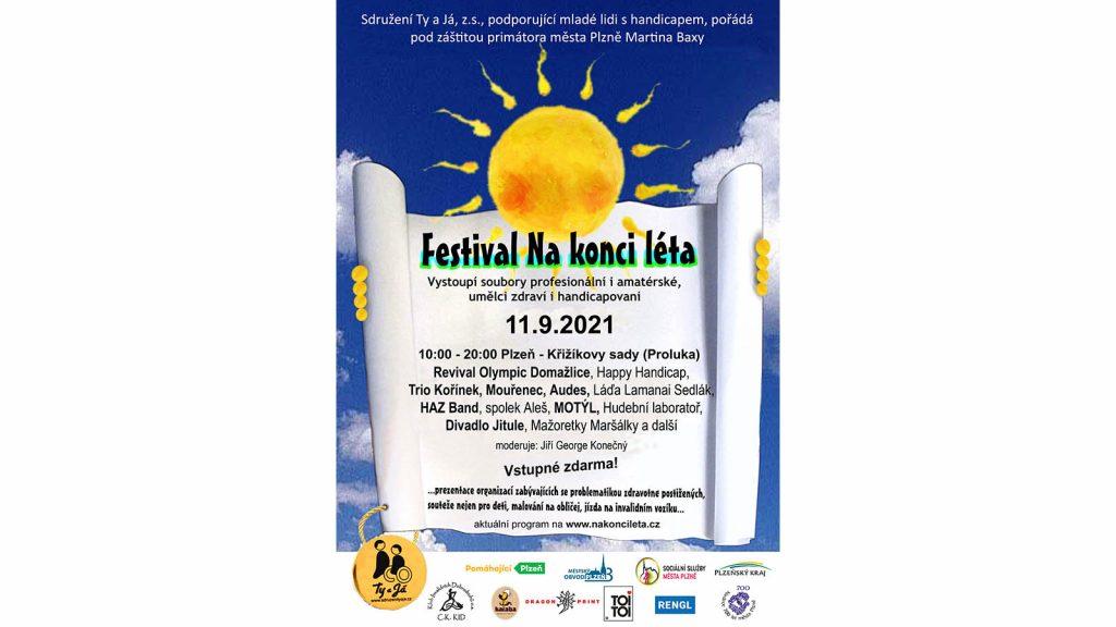 Festival na konci léta